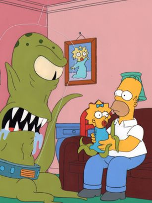 The Simpsons: Treehouse of Horror IX