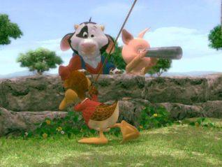Jakers! The Adventures of Piggley Winks: Fir Not