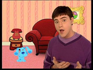 Blue's Clues: Play Dates