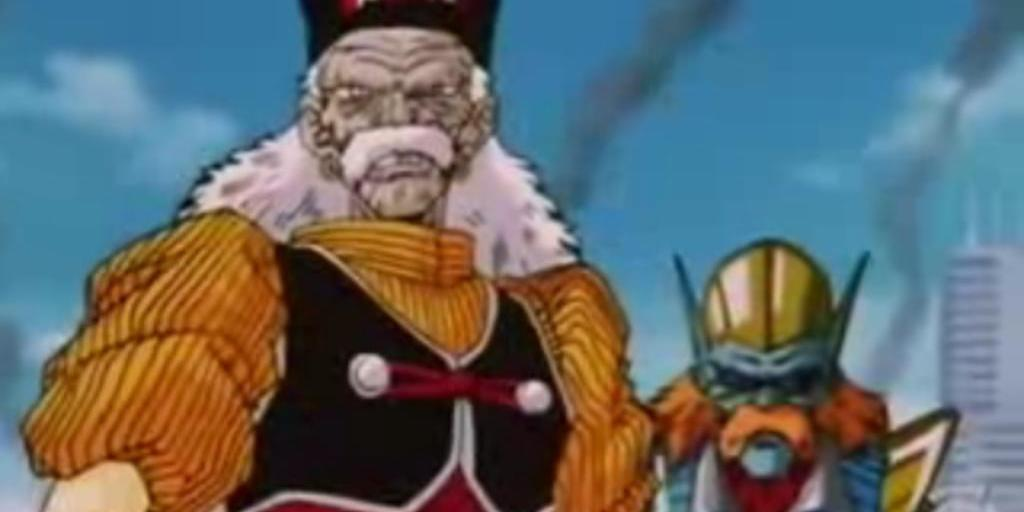 DragonBall GT: The Resurrection of Cell and Frieza