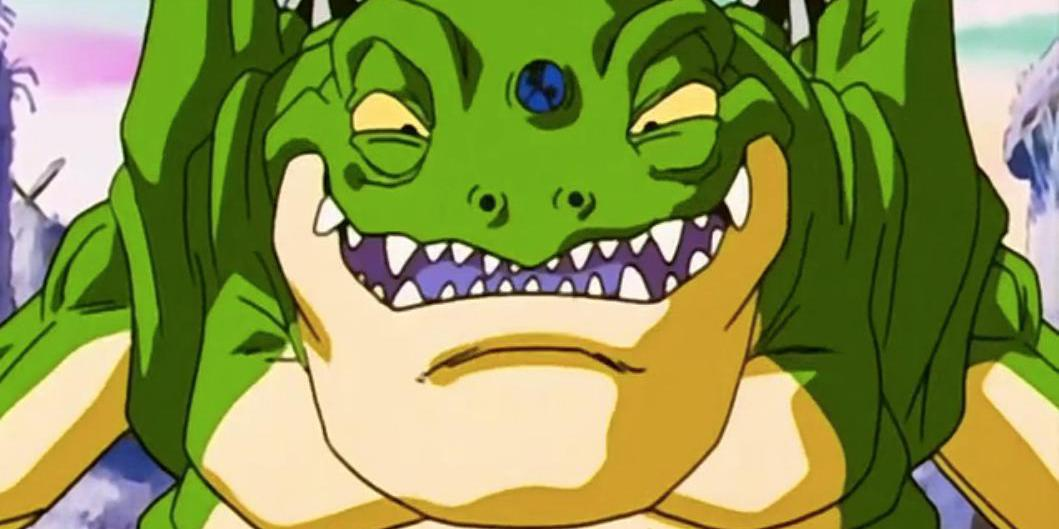 DragonBall GT: The Two-Star Dragon