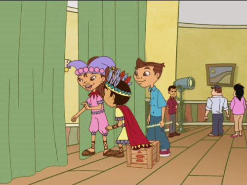Maya & Miguel: Prince Tito
