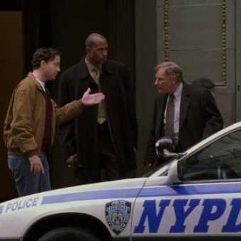 NYPD Blue : The Dead Donald