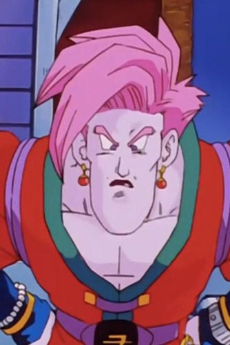 Dragon Ball GT : The Most Wanted List