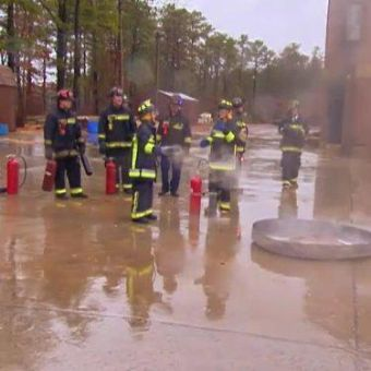 The Simple Life: Interns : Firefighters