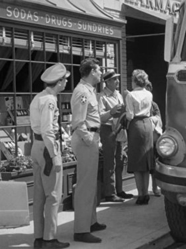 The Andy Griffith Show Cousin Virgil 1962 Bob Sweeney