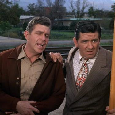 The Andy Griffith Show: Barney Comes to Mayberry