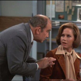 The Mary Tyler Moore Show : My Son, the Genius