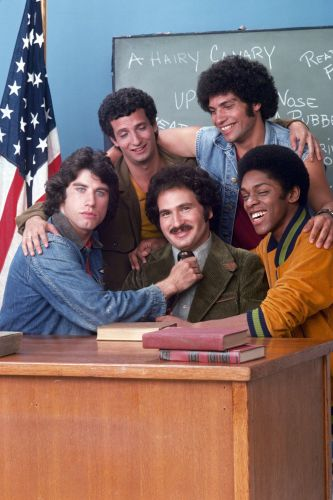 Welcome Back, Kotter : The Great Debate