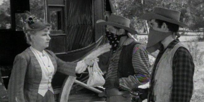 Hopalong Cassidy: Masquerade for Matilda