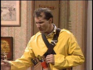 Married... With Children: Who'll Stop the Rain?