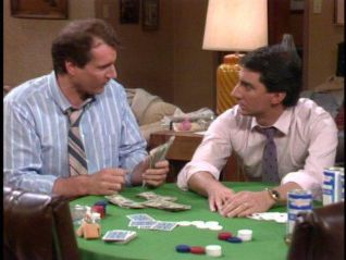 Married... With Children: The Poker Game
