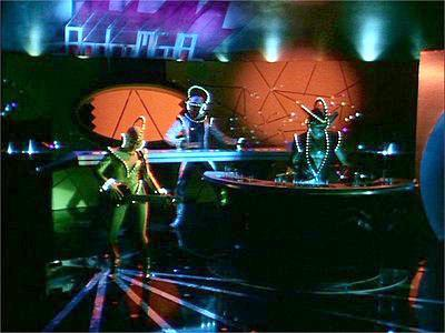 Buck Rogers in the 25th Century: Space Rockers