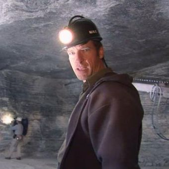 Dirty Jobs : Salt Miner