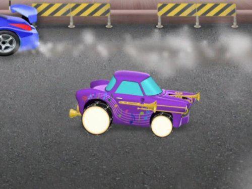 Little Einsteins Race Car