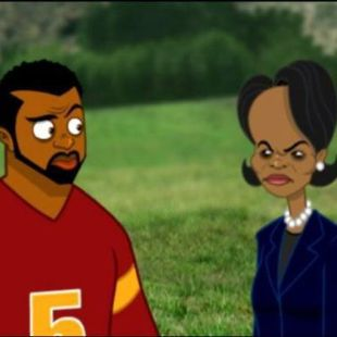 Friday: The Animated Series : When Craig Met Candi