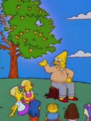 The Simpsons: Lemon of Troy