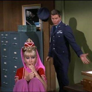 I Dream of Jeannie: Jeannie at the Piano