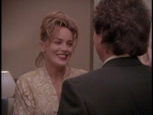 The Larry Sanders Show: The Mr. Sharon Stone Show