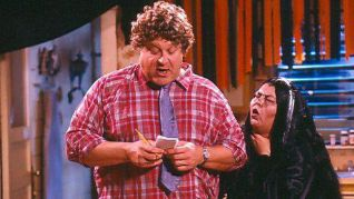Roseanne: BOO!