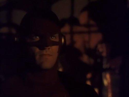 The Flash: Double Vision
