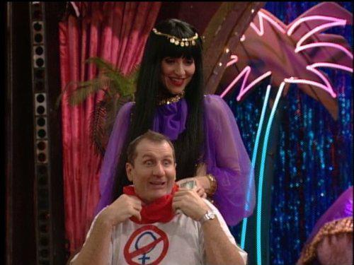 Married... With Children: Live Nude Peg