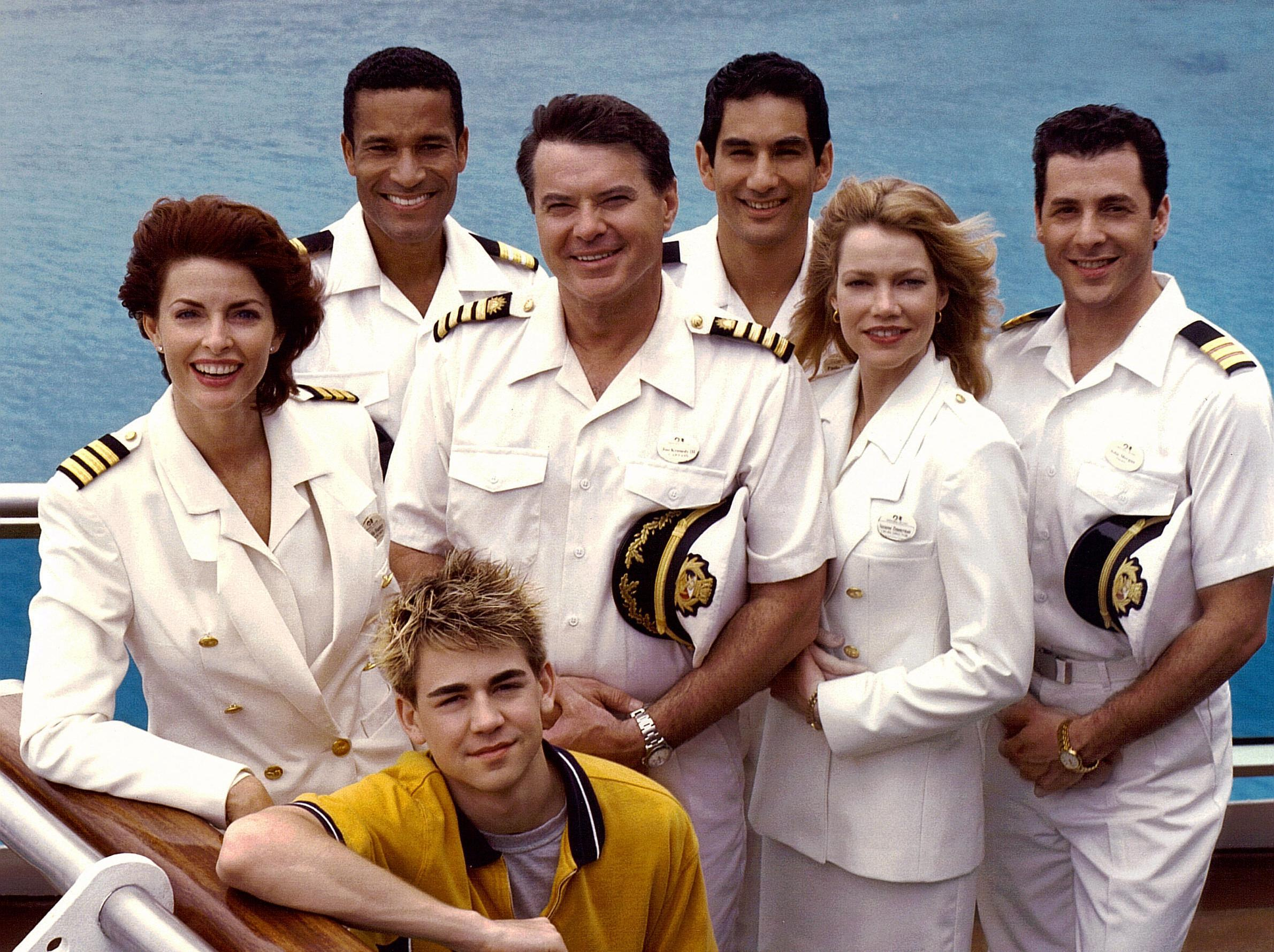 The Love Boat: The Next Wave [TV Series]
