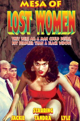 Mesa of Lost Women