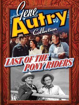 The Last of the Pony Riders