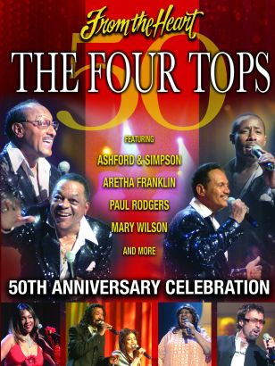 The Four Tops: 50th Anniversary Celebration