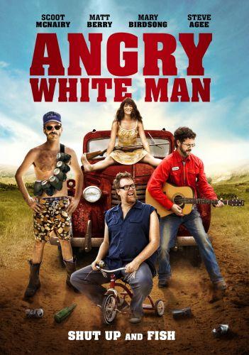 Angry White Man