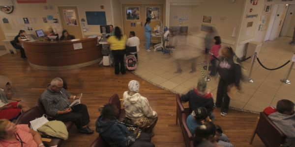 The Waiting Room Documentary Watch Online