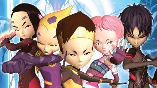 Code Lyoko [Animated TV Series]