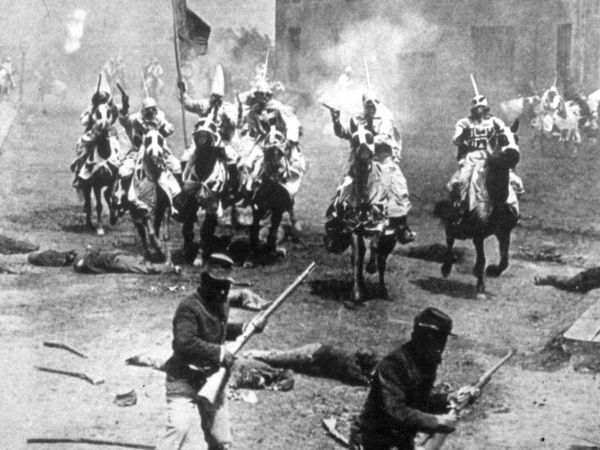 griffiths birth of a nation essay An analysis of dw griffith's film, birth of a nation, about american society after the civil war.