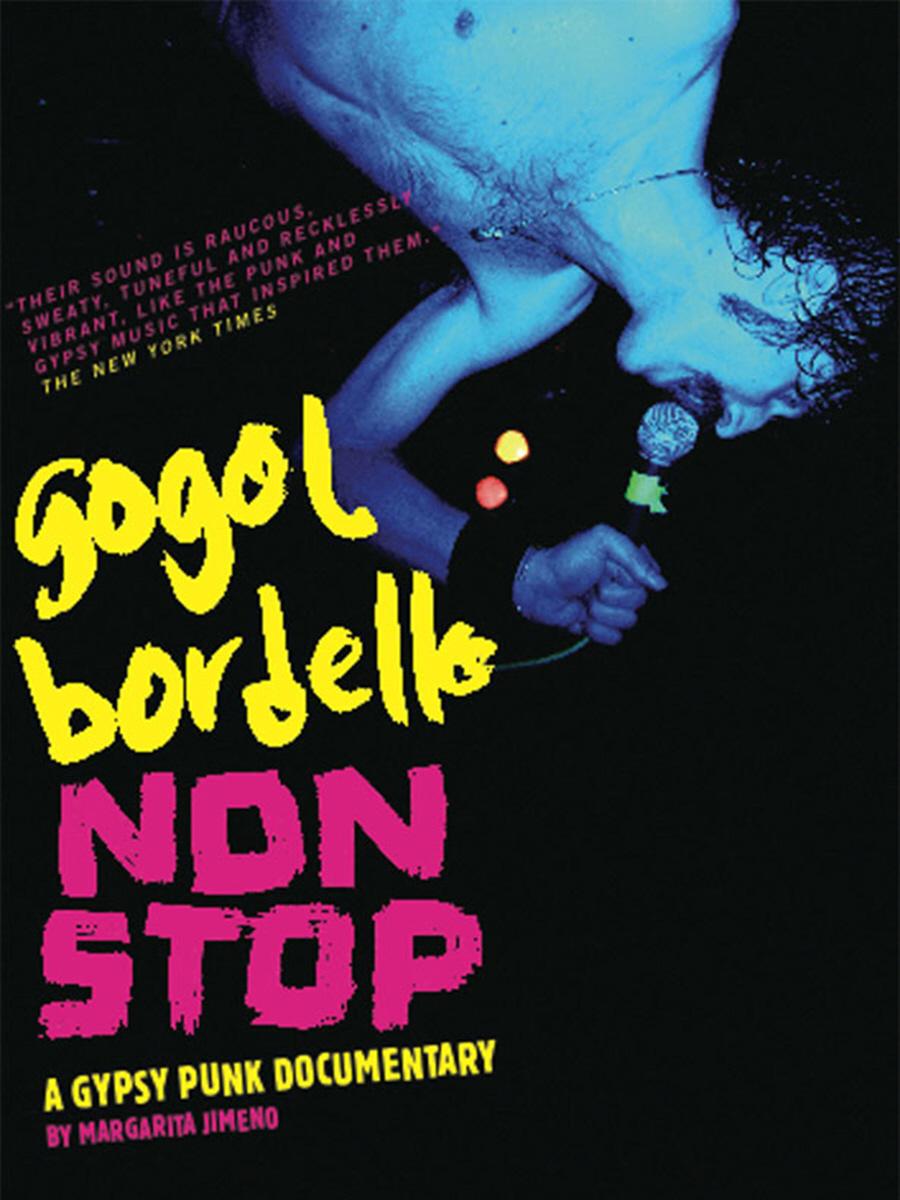 Gogol Bordello Non-Stop