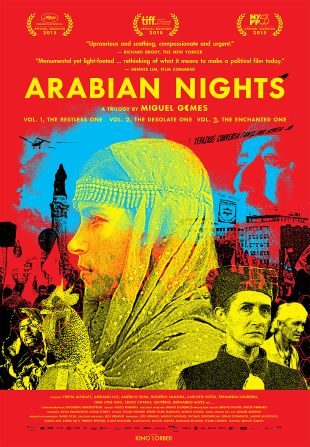 Arabian Nights - Volume 3, The Enchanted One