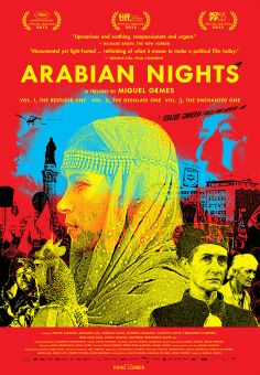 Arabian Nights - Volume 1, The Restless One