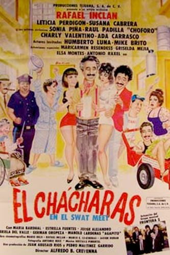 El Chácharas