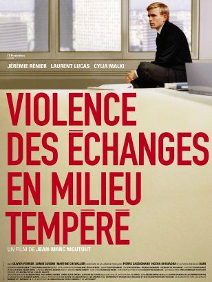 Violence des echanges en milieu tempere