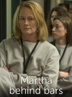 Martha Behind Bars