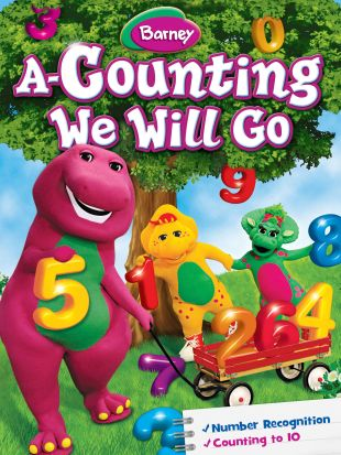 Barney: A-Counting We Will Go