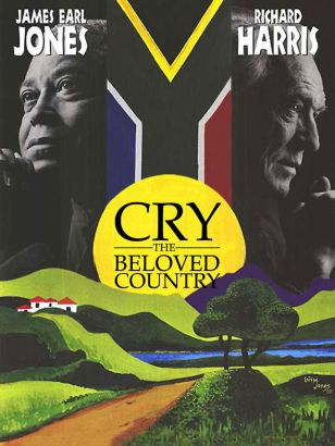 what is the theme of cry the beloved country