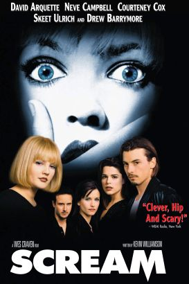 scream 1996 wes craven synopsis characteristics
