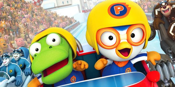 The Little Penguin: Pororo's Racing Adventure (2013