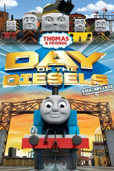 Thomas and Friends: Day of the Diesels