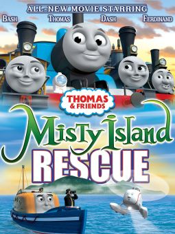Thomas & Friends: Misty Island Rescue
