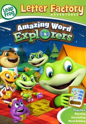 LeapFrog: Letter Factory Adventures - Amazing Word Explorers