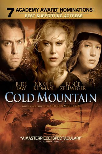 Cold Mountain 2003 Anthony Minghella Synopsis Characteristics Moods Themes And Related Allmovie