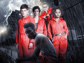 Misfits [TV Series]