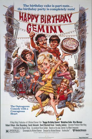 Happy Birthday, Gemini